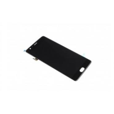 Oneplus 3 / A3003 ekraanimoodul must