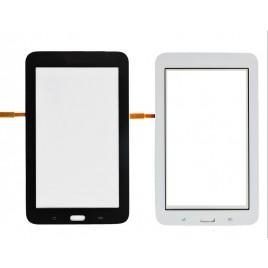 Samsung Tab 3 Lite / T110,T111 puuteklaas must või valge