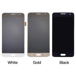Samsung J3 (2016) / J320 ekraanimoodul kuldne, must või valge