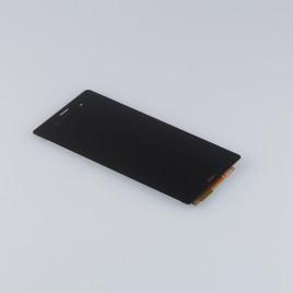 Sony Xperia Z4 ekraanimoodul must