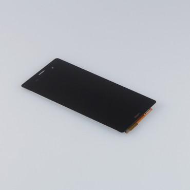Sony Xperia Z3 D6603 / D6653  ekraanimoodul must