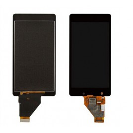 Sony Xperia ZR c5503 Ekraanimoodul must