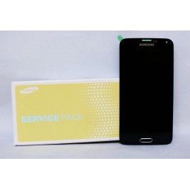 Samsung G903f Galaxy S5 neo ekraanimoodul must
