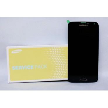 Samsung G900f Galaxy S5 ekraanimoodul must