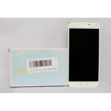 Samsung G900f Galaxy S5 ekraanimoodul valge