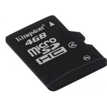 MicroSD 4gb mälukaart (class 4)