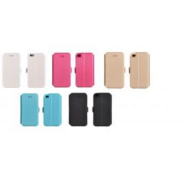 Huawei P9 Lite Book kaitsekott silikoonraamiga erinevad värvid