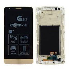 LG G3 D855 ekraanimoodul kuldne