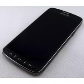 Samsung i9295 Galaxy S4 Active ekraanimoodul must