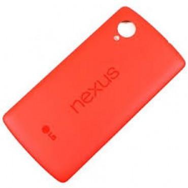 LG Nexus 5 (D821) akukaas punane