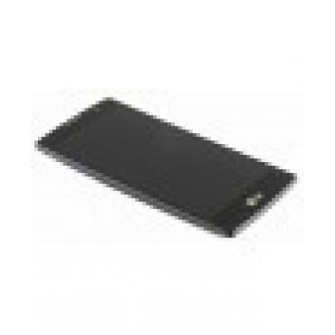 LG G Flex 2 (F510) ekraanimoodul raamiga must