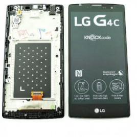 LG G4c (H525) puuteklaas-display moodul must