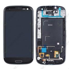 Samsung i9305 Galaxy s3 (4G) ekraanimoodul must